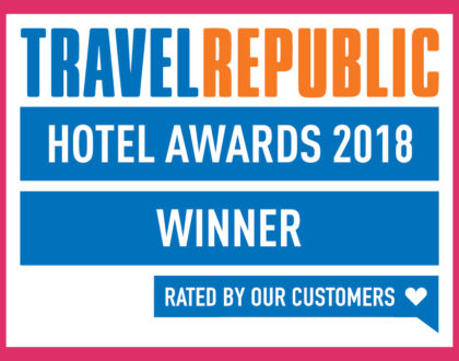 We Won Travel Republic Award 2018
